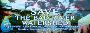 Save the Bad River Watershed